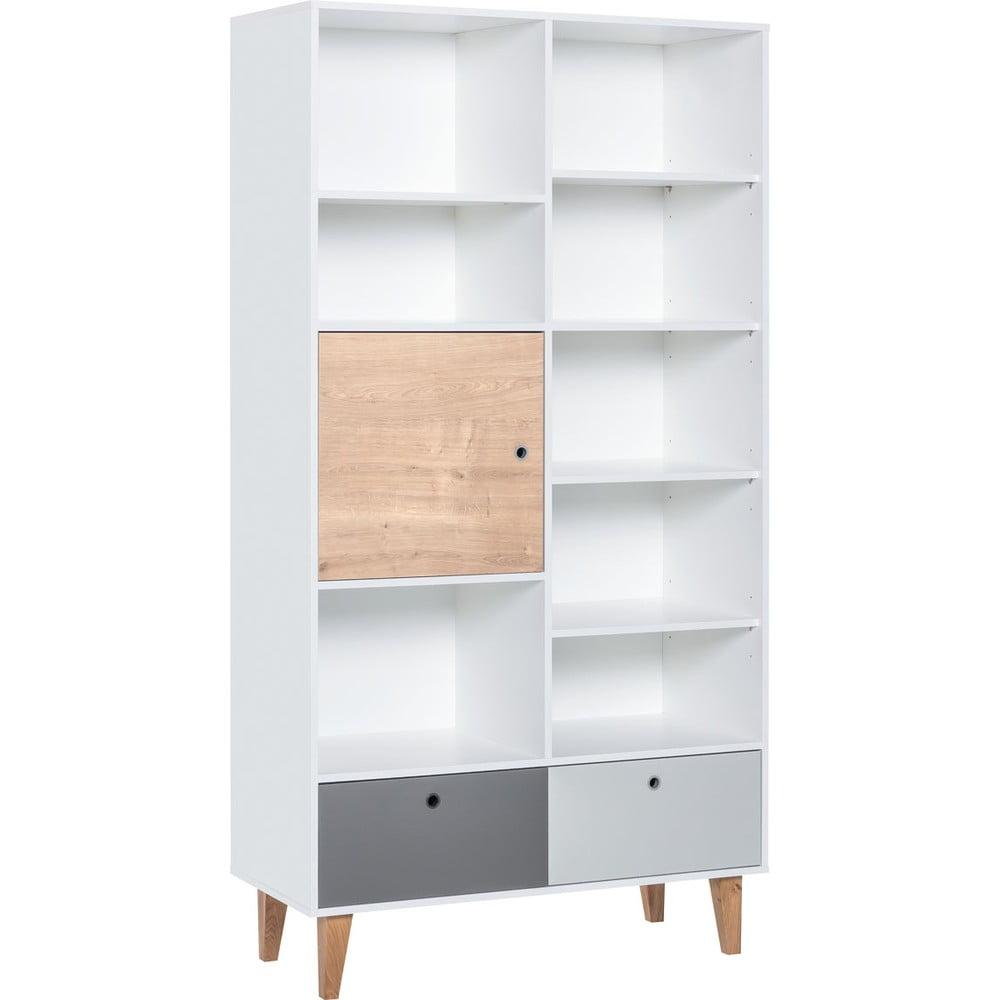 Knihovna Vox Concept Naturale, 105x201,5cm