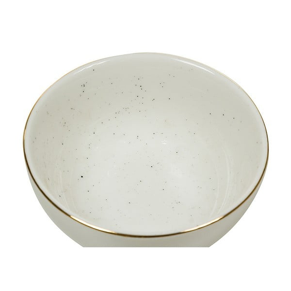 Bol din porțelan Santiago Pons Bol, ⌀ 10 cm, alb