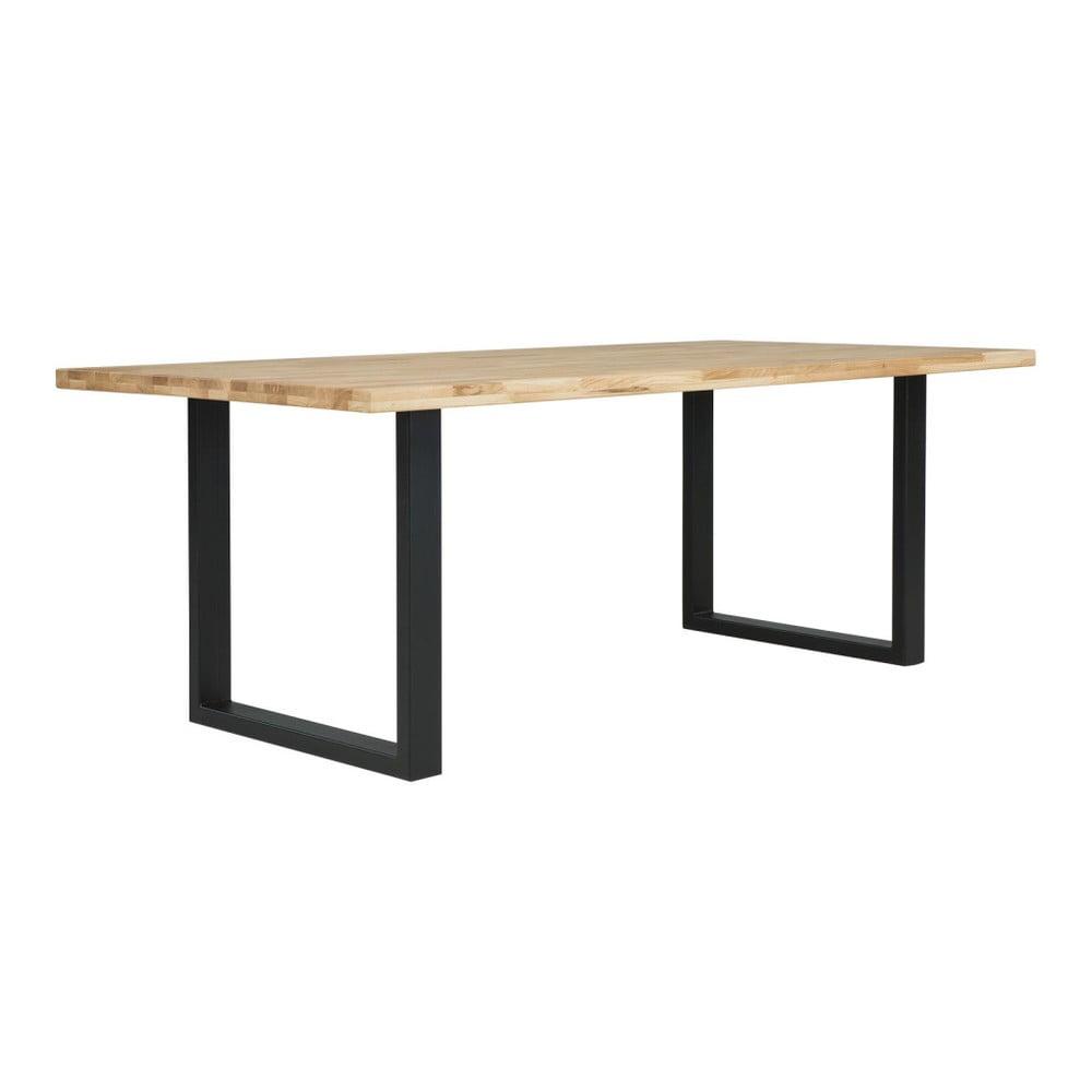 Jídelní stůl z dubového dřeva SOB Catalonia, 200 x 100 cm