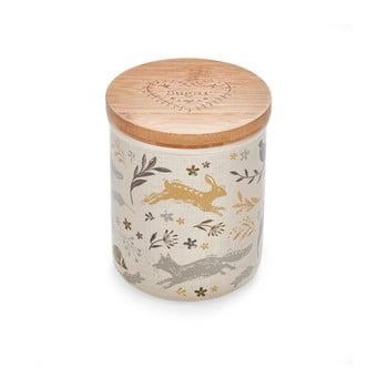 Recipient ceramică pentru zahăr Cooksmart ® Woodland