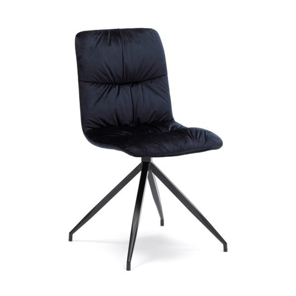 Sada 2 modrých židlí Design Twist Galena