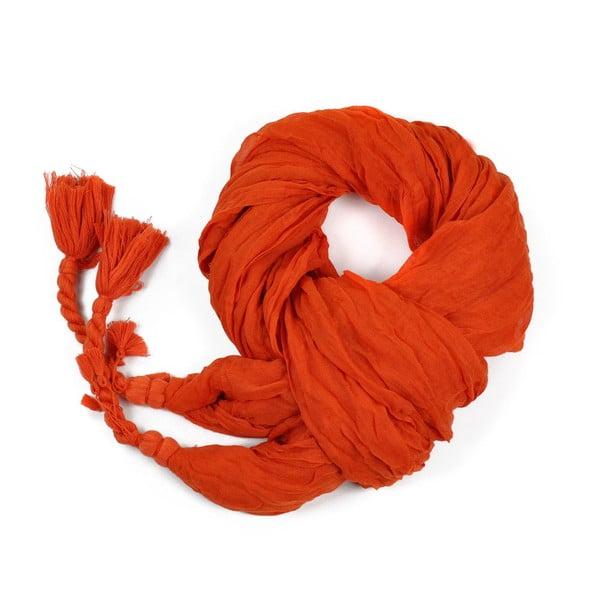 Šátek Elena Red