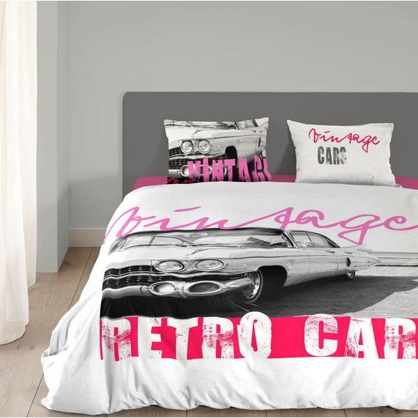 Povlečení Retro Cars, 240x200 cm