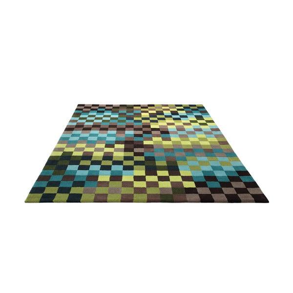 Koberec Pixel Blue 170x240 cm