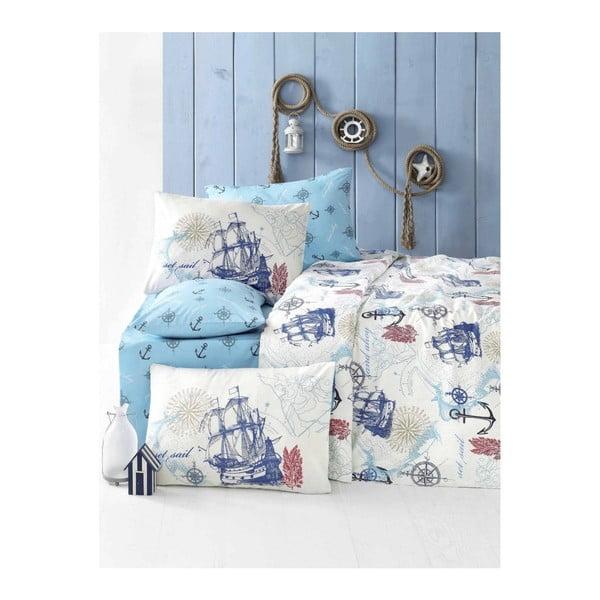 Ľahká prikrývka cez posteľ Marin, 200x230cm