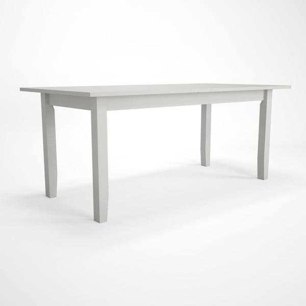 Stół rozkładany z drewna bukowego Artemob Lass