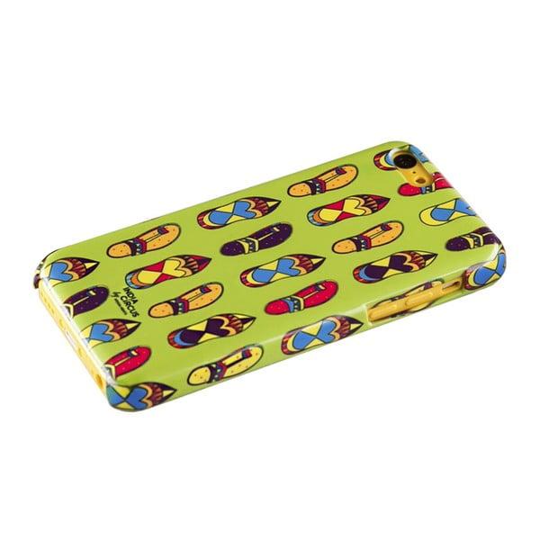 Obal na iPhone 5C Stunning Slippers