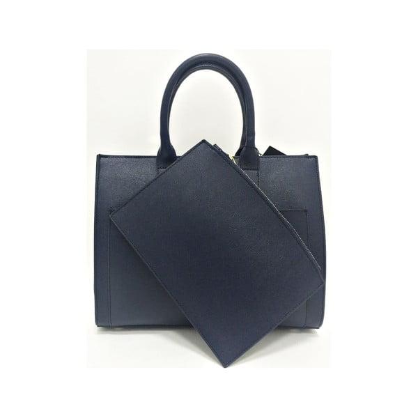 Kožená kabelka Goa Blue