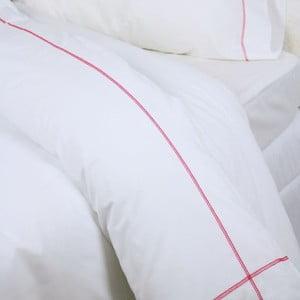 Povlak na peřinu Basic Fluor Pink, 220x220 cm