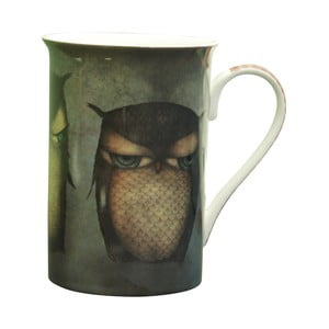 Cană Santoro London Grumpy Owl