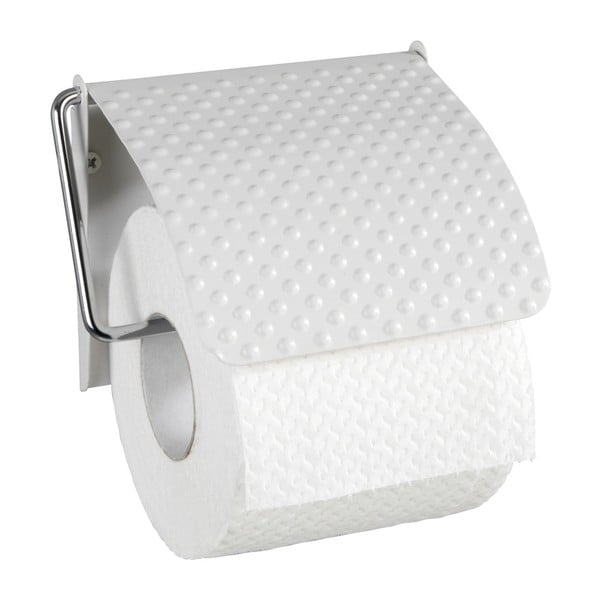 Držák na toaletní papír z nerezové oceli Wenko Punto