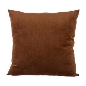 Polštář Leather Velvet, 45x45 cm