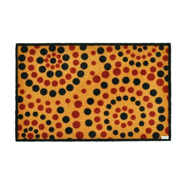 Rohožka Dots Natural, 50x70 cm