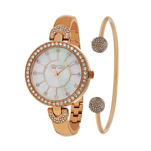 Dámské hodinky So&Co New York GP16298