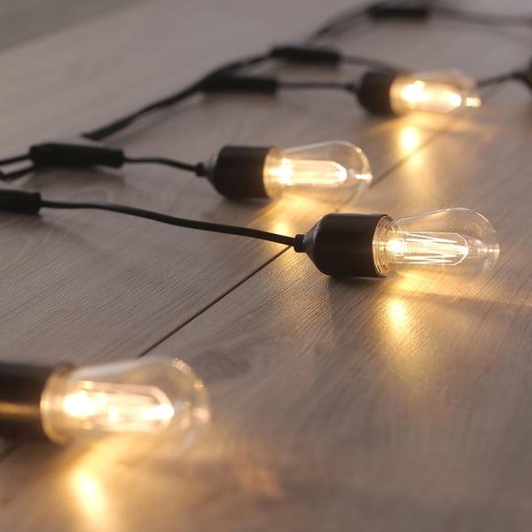 Dekorativní světýlka DecoKing Bulb,délka8m