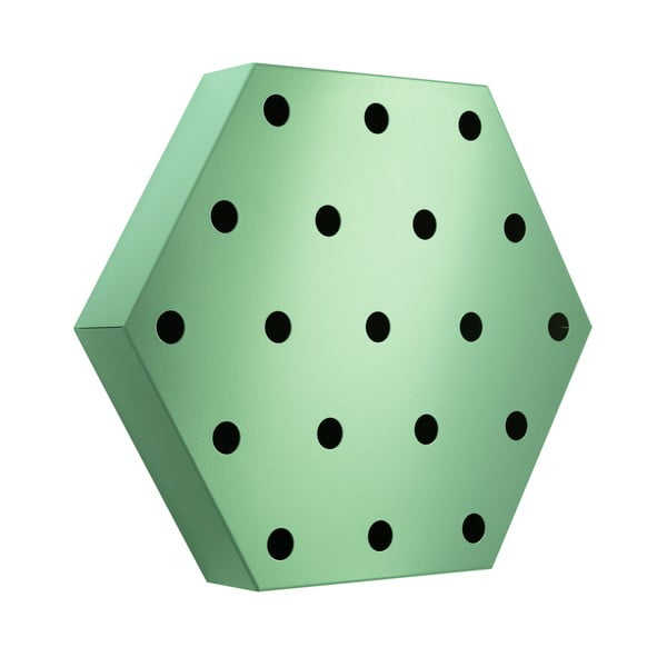 Stojan na víno Hexagon Maxi, zelený