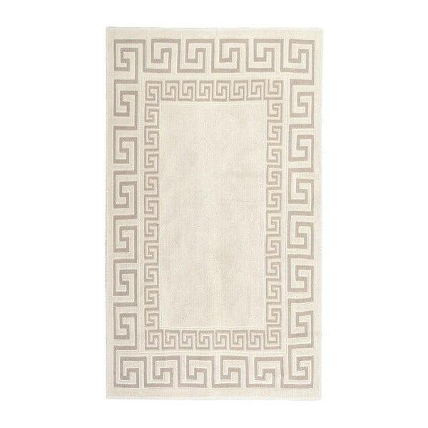 Orient krémszínű szőnyeg, 80 x 150 cm