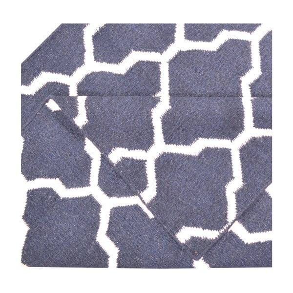 Vlněný koberec Kilim no. 11030, 120x180 cm