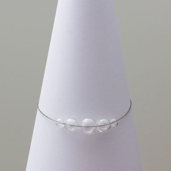 Sklenený náhrdelník Ko–ra–leCrystal vol.6