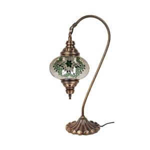 Lampă din sticlă Fishing XIII, 17 cm
