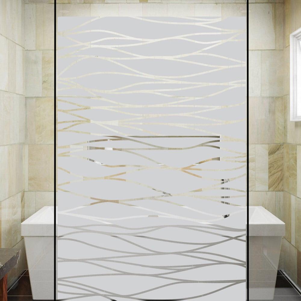 Samolepka na dveře sprchového koutu Ambiance The Sea