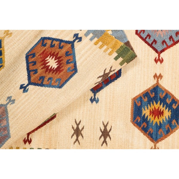 Ručně tkaný koberec Kilim Dalush 610, 250x80 cm