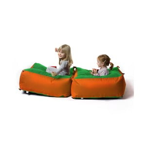 Dětský sedací vak Tri-Štyri, zelený, 1 ks