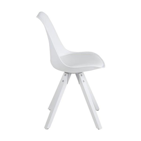 Jídelní židle Dima, bílá
