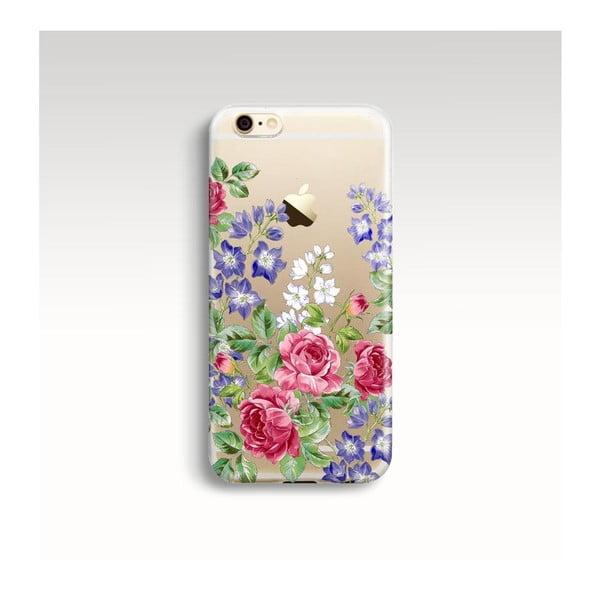 Obal na telefon Floral VI pro iPhone 6/6S