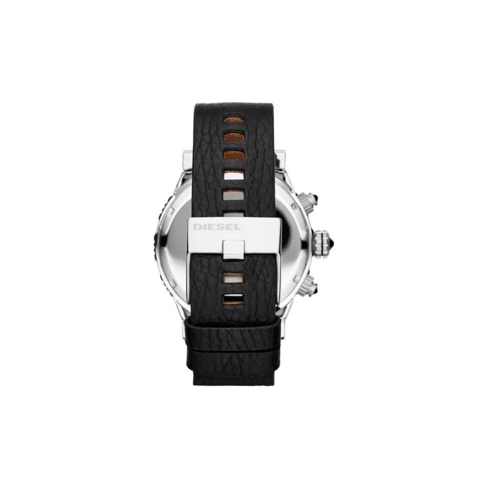 5a97bd60c0a Stříbrné pánské hodinky Diesel DZ4331 ...