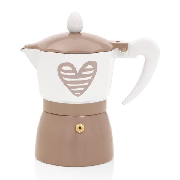 Hearbeat barna kávéfőző, 3 adag - Brandani