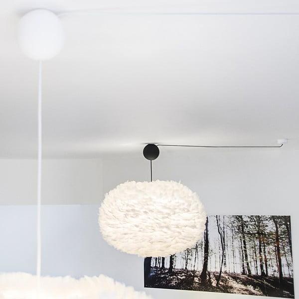 Bílá stropní krytka VITA Copenhagen CANNONBALL