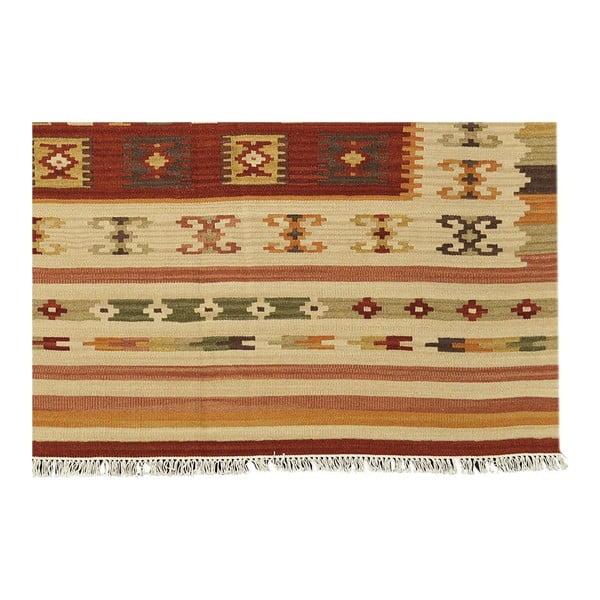 Vlněný koberec Bakero Kilim Classic 19121 B Mix, 125x185 cm