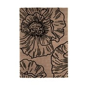 Vlněný koberec Matrix Liberty Mocha 120x170 cm