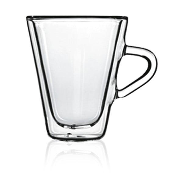 Sada 2 dvoustěnných sklenic Bredemeijer Esspressino
