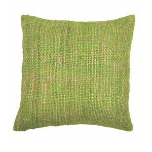 Zelený polštář ZicZac Chambray, 45x45cm