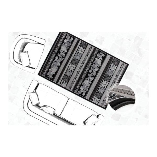 Koberec Instinct 755 Black, 120x170 cm