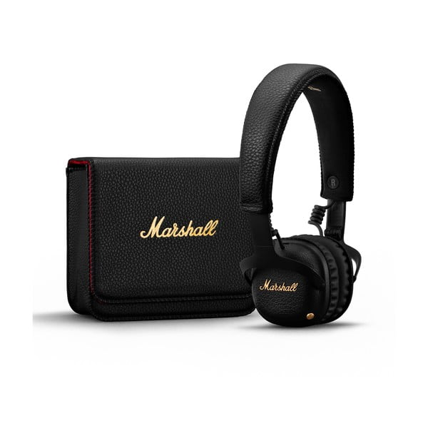 Căşti audio wireless Marshall Mid A.N.C., negru