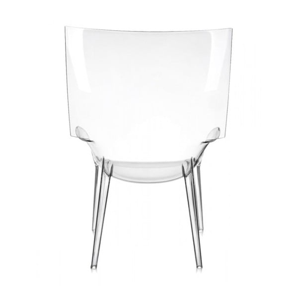 Plastová židle Kartell Uncle Jim