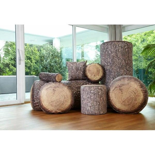 Sedák vhodný do exteriéru MeroWings Forest Tree, Ø 45 cm