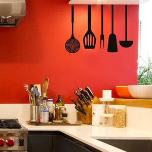Vinylová samolepka na stěnu V kuchyni