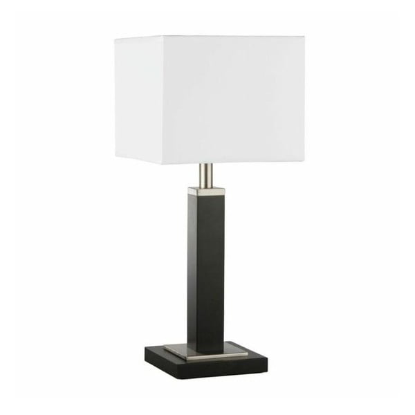 Stolní lampa Rectangular Brown
