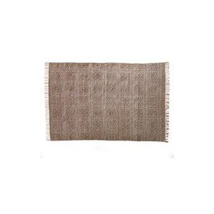 Hnědý koberec Cotex Brendina, 120 x 180 cm