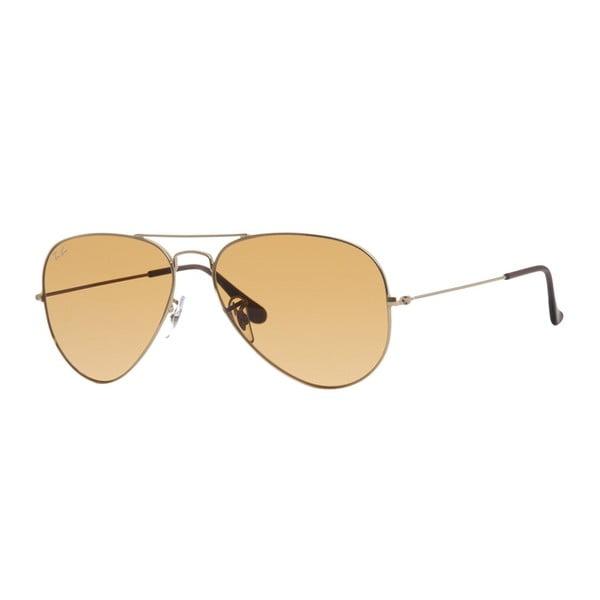 Sluneční brýle Ray-Ban Aviator Sunglasses Dark Gold