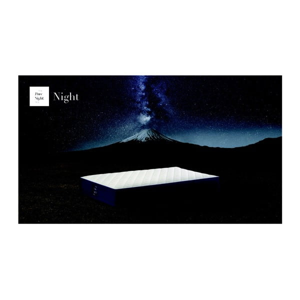 Matrace s paměťovou pěnou Pure Night Night, 90x200 cm