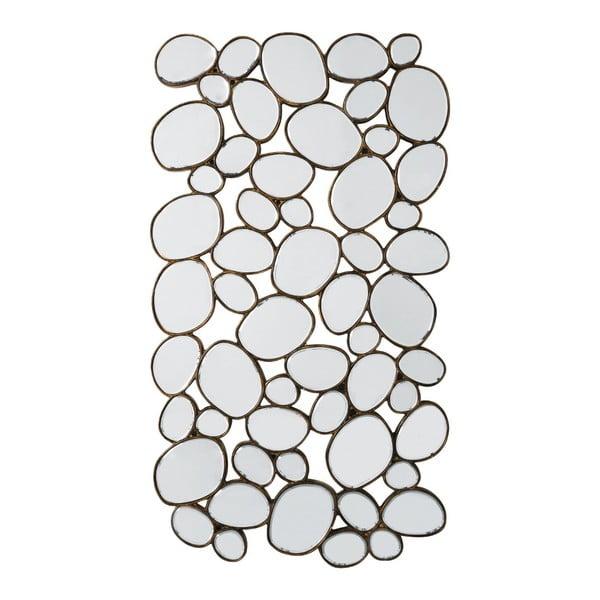 Nástěnné zrcadlo Kare Design Water Drops, 135x78cm
