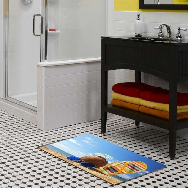 Vinylový koberec Coconut, 52x75 cm