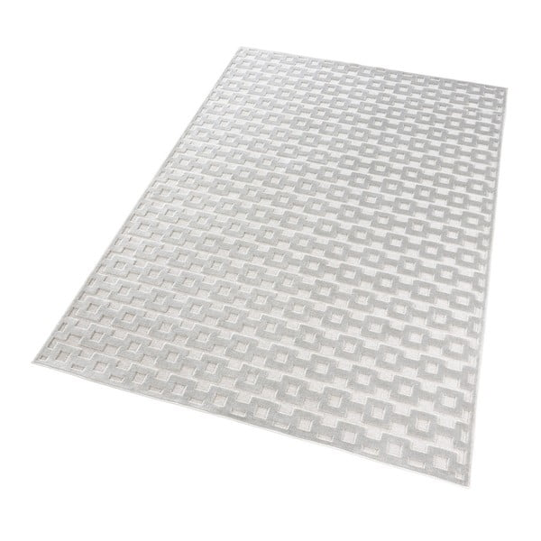 Světle šedý koberec Mint Rugs Shine, 160 x 230 cm
