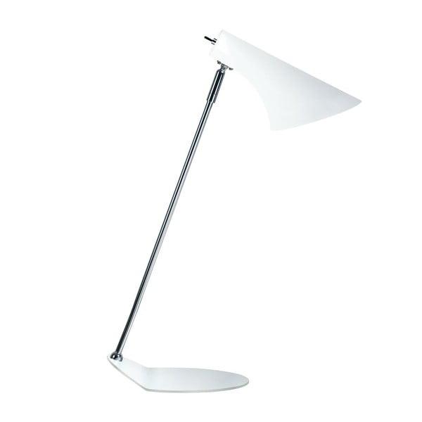 Bílá stolní lampa Nordlux Vanila