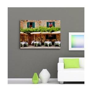Obraz na plátně Posezení, 50x70 cm